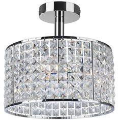 Bathroom Lighting Galway add a little glitz to your bathroom with this pretty light