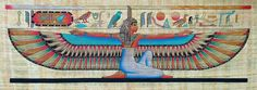 Ma'at: Egyptian goddess of order, morality and justice. Next tattoo perhaps?