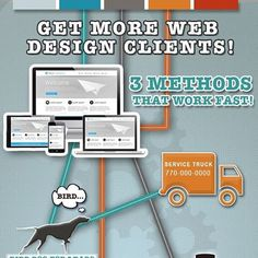 Need more web design clients/customers? Check out this #infographic This also works great for #seo as well. The full link to infographic is @usimagedesign - - - #marketing #business #webdesign #webdesigner #website #entrepreneur #jobs #selling #sells #kubby #garyvee #hustle #advertising #infographics