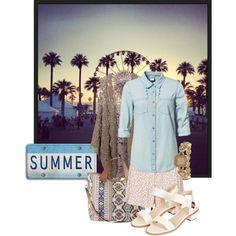 """Boardwalk Summer"""