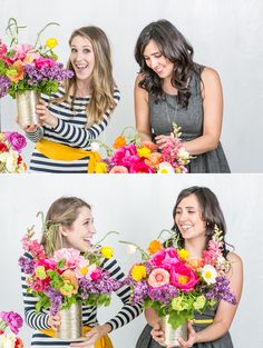 Instruction - Floral Arranging Tips with Primary Petals