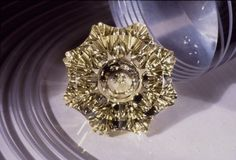 Citrine fantasy cut of 172 carats by Lew Wackler won first place in the AGTA Spectrum Awards