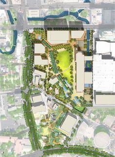 Final design for HemisFair\'s civic park unveiled