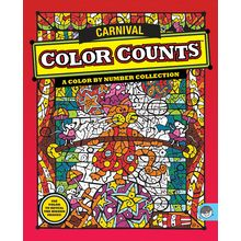 Color Counts Carnival The Series Has Awesome By Number Sample Pages For