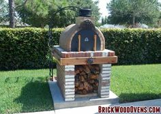 When you're ready to BUILD a Wood Fired Pizza Oven, there is only one place to go – BrickWoodOvens.com! We are America's Largest DIY Wood Fired Pizza Oven manufacturer for a reason.. we have the Best Pizza Oven Kits, the Best DIY Directions (including Materials Lists), the Best Service and the Best Prices! In addition, our Pinterest Pals receive 10% off all oven kits with promo code PINTEREST!