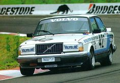 A nice example of the fearsome Group A 240's that ran in the ATCC.