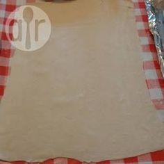 Recipe photo: Nutella® pastry Christmas tree
