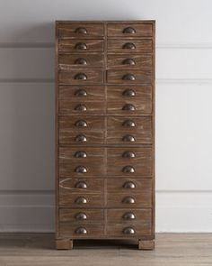 """""""Antioch"""" Chest by Ambella at Horchow. #furniture #apothecary #storage"""