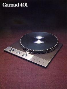 Jazz, Hi-Fi, & Everything Nice! Turntable Cd Player, Hifi Turntable, Audiophile, Garrard Turntable, Dieter Rams Design, High End Turntables, Vinyl Record Storage, Dj Equipment, Speaker Design