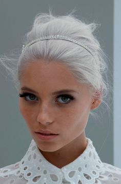 oh hi there,platinum blonde hair. i want you