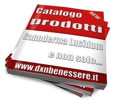 Catalogo Prodotti DXN con Ganoderma Lucidum