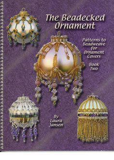 THE BEADECKED ORNAMENT BOOK 2 - Antonella Giaramida Acevedo - Picasa Web Albums...FREE BOOK!!