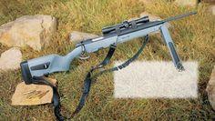 Throwback Thursday: The Scout Rifle Realized Lever Action Rifles, Bolt Action Rifle, Scout Rifle, The Rifleman, Battle Rifle, Steyr, Military Guns, Cool Guns, Guns And Ammo