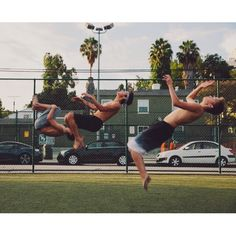Jack and Jack, and Cam doing flips! Cameron Alexander Dallas, Cameron Dallas, Magcon Family, Magcon Boys, Jack Edwards, Omaha Squad, Bae, Vine Boys, Hottest Guy Ever