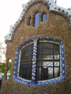 If I was a rich man. Gaudí & Güell a tour to discover how friendship is an amazing way of helping a genius to create incredible places. Rich Man, Gaudi, Barcelona, Tours, The Incredibles, Park, Barcelona Spain, Parks, Antoni Gaudi