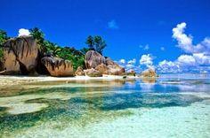 Islas Seychelles.Las islas más paradisíacas del mundo