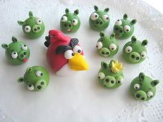 Angry Birds : )