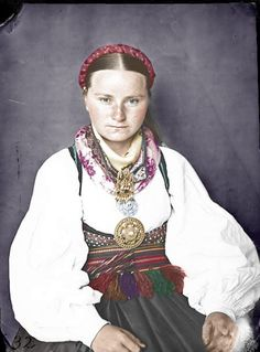 Museum, Folklore, Vest, Costumes, History, Board, People, Photography, Color