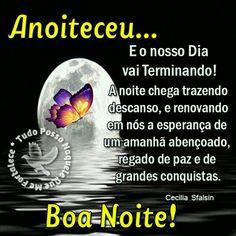 Que o dia amanheça bem... boa noite !!!!