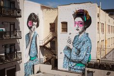 After touring around USA for several month, Fin DAC and Angelina Christina just wrapped up their ultimate collaboration on the streets of Lo...