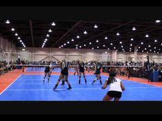 Force Volleyball Lauren Orozco #6 Libero DS