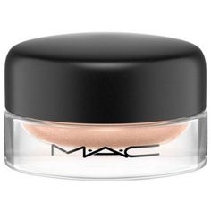 Mac Bare Study Pro Longwear Paint Pot ($22) ❤ liked on Polyvore featuring beauty products, makeup, eye makeup, eyeshadow, bare study, mac cosmetics, creamy eyeshadow and mac cosmetics eyeshadow