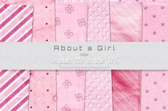 About a Girl on Craftsuprint  #cardmaking #scrapbooking #papercrafts #digiscrap