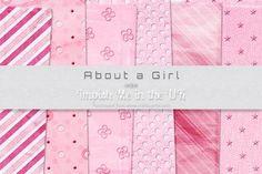 About a Girl on Craftsuprint  #cardmaking #scrapbooking #papercrafts #digiscrap