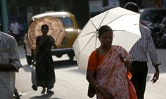 Temperatures touch 47C as deadly heatwave that has tormented region since mid-April drags on with expected rainstorms providing scant respite