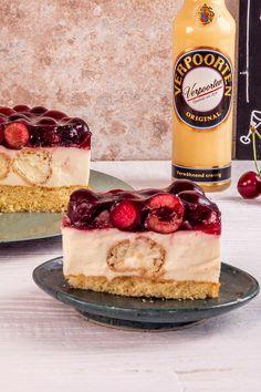 Eggnog Rezept, Crepes, Crepe Cake, Natural Yogurt, Aesthetic Food, No Bake Cake, Love Food, Air Fryer Recipes, Cake Recipes