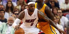 NBA 2014 Playoffs – ECF Game 3: Indiana Pacers vs Miami Heat May 24 2014