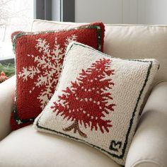 Декоративные новогодние подушечки: 26 праздничных вариантов - Ярмарка Мастеров - ручная работа, handmade