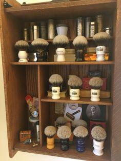 Beard Supplies, Shaving Supplies, Shaving Brush, Wet Shaving, Masculine Home Decor, Barber Shave, Shaving Products, Shaving & Grooming, Close Shave