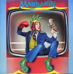 """For Sale - Marillion Punch And Judy UK 12"""" vinyl single (12 inch record / Maxi-single) - See this and 250,000 other rare & vintage vinyl records, singles, LPs & CDs at http://eil.com"""