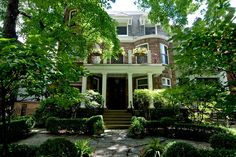Built in 1891, this six-bedroom Victorian house is on the market for the first time in 25 years for $4 million.