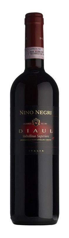 Nino Negri - DIAUL VALTELLINA SUPERIORE DOCG 2003