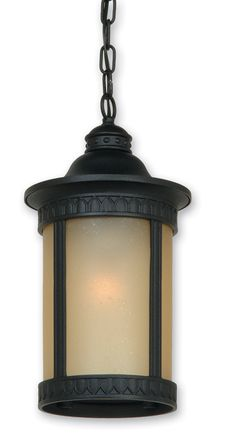 Michigan Collection 3 Light Outdoor by Artcraft Lighting shown in Black - AC8375BK