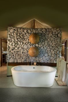 Ngala Tented Camp, South Africa. http://www.travelplusstyle.com/hotels/ngala-tented-camp