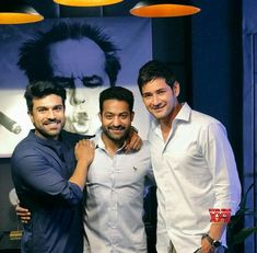 Photo: Mahesh Babu NTR And Ram Charan in one frame is an instant classic - Social News XYZ Photo: And in one frame is an instant classic Crazy Girl Quotes, Crazy Girls, Lord Krishna Hd Wallpaper, Full Hd Photo, Interesting Facts About World, Galaxy Pictures, Cute Baby Videos, Mahesh Babu, Very Happy Birthday
