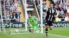 Newcastle 3 - 0 Stoke