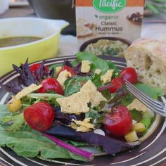 Three Salads, Three New Ways - Pacific Foods