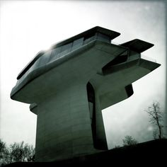 capital hill residence' by zaha hadid
