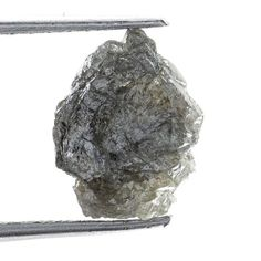 1.56 Ct Outstanding Natural Grayish Rough  Diamond For Jewelry africa loose
