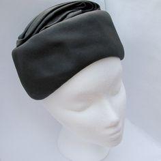 Vintage 60s PillBox Style Trebor Ladies Hat by StepInTime on Etsy, $24.00