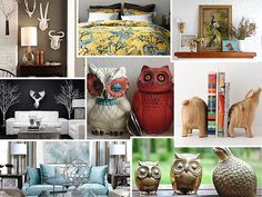 Creature Features: Animal-Themed Decor