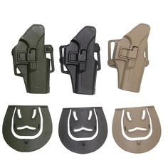 Hunting Modest Cqc Military Airsoft Tactical Tornado Universal Drop Leg Thigh Pistol Gun Holster Left Hand Hunting Accessories