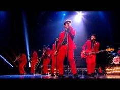 Runaway Baby - Bruno Mars in The X Factor.. ( First song I put on when I'm on the treadmill )