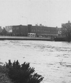 22 November Floods in Omagh, Northern Ireland. Bridgewater Canal, 22 November, Belfast, Northern Ireland, 21st Century, Manchester, New York Skyline, Past, Ship