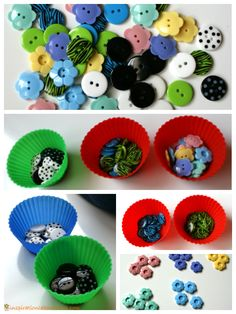 button sorting inspired by Pete the Cat Preschool Books, Preschool Crafts, Pete The Cat Buttons, Pete The Cats, Cat Activity, Step Kids, Kids Story Books, Cat Crafts, Book Themes