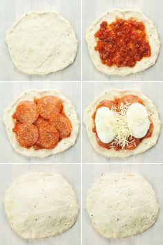 Potrzebujesz szybkiego przepisu? Danie ma być pyszne i nie wymagać wielu składników? Przedstawiamy pizzę z gofrownicy!